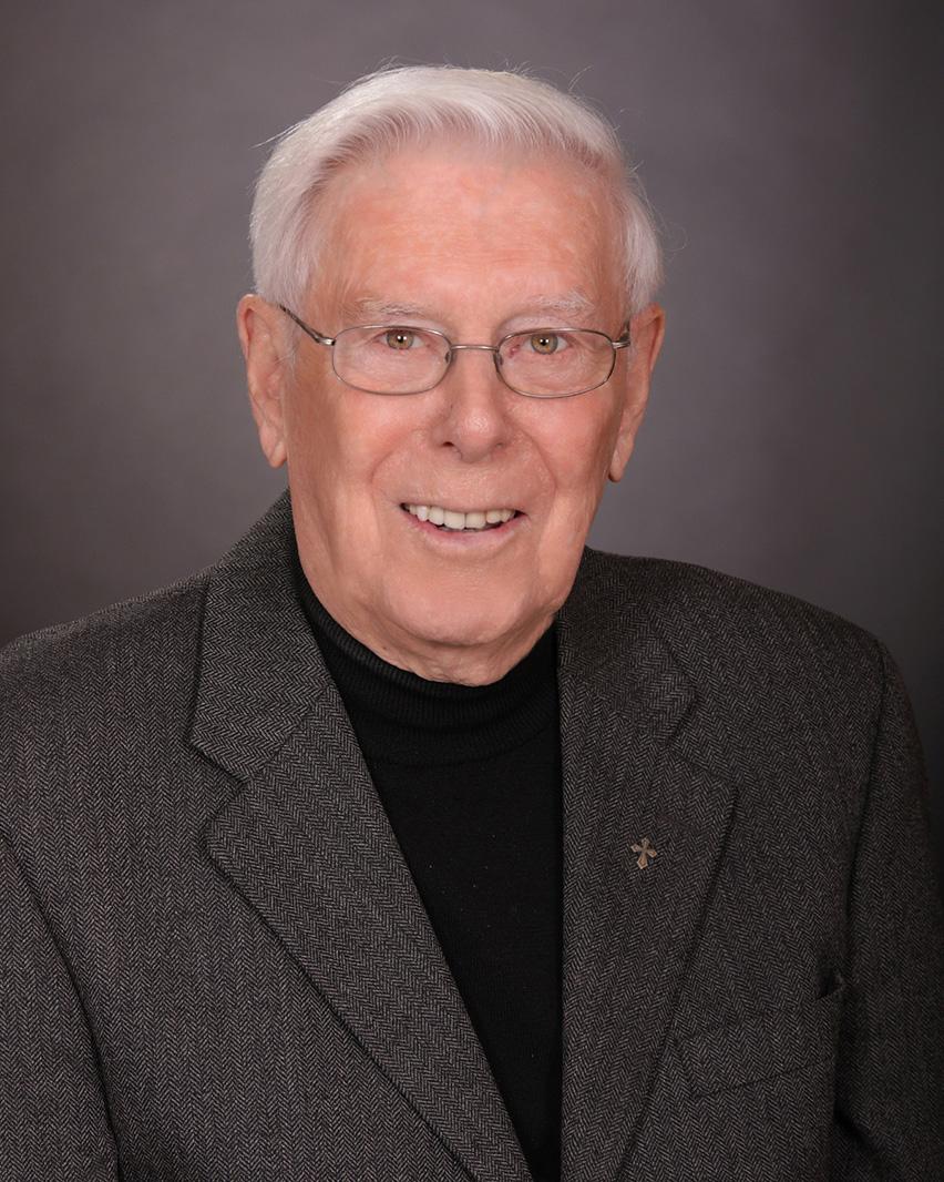 Monsignor Dennis Murphy