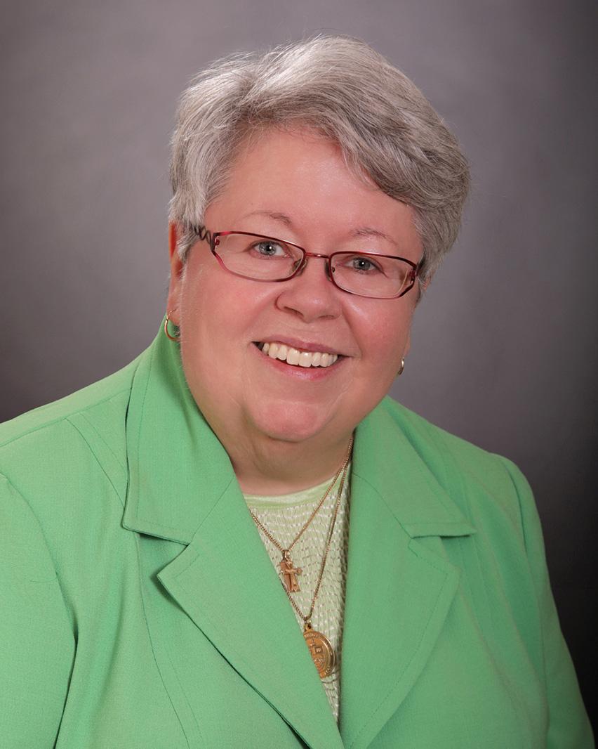 Sister Bonnie MacLellan