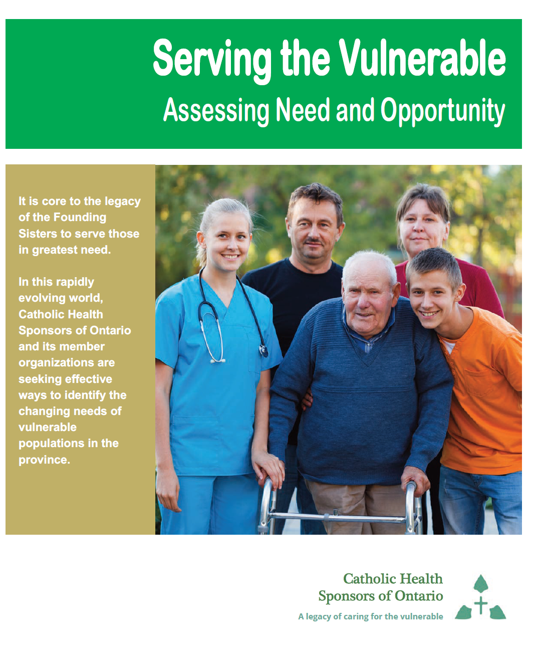 Serving the Vulnerable - Assessing Need and Opportunity